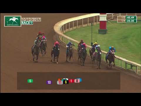 Keeneland - Featured Race October 12, 2017