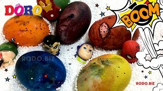 Learn Colors For Children Baby Doll, Colorful Sponge, Surprise Eggs, M&M's Chocolate Candy Trailer 1 thumbnail