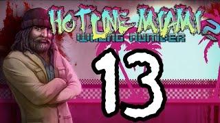 ► Hotline Miami 2 : Wrong Number | #13 | Špatný sen! | CZ Lets Play / Gameplay [1080p] [PC]