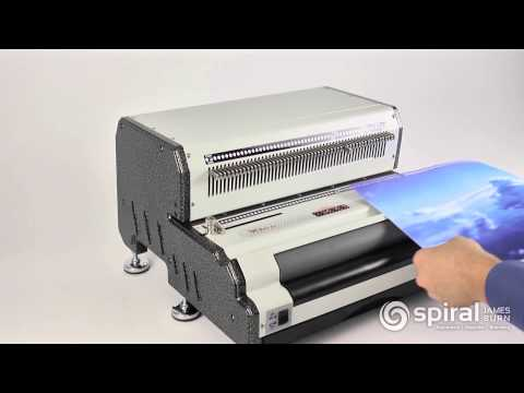 Akiles CoilMac EPI PLUS Coil Binding Machine