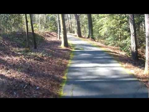 Callaway Gardens Bicycle Trail Ride 2/15/2013