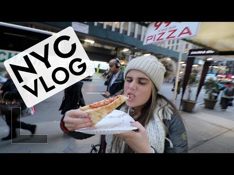 Exploring New York City with my family - NYC Travel Vlog