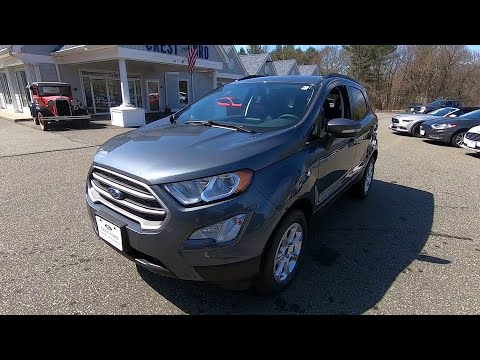 2019 Ford EcoSport Niantic, New London, Old Saybrook, Norwich, Middletown, CT 19EC95