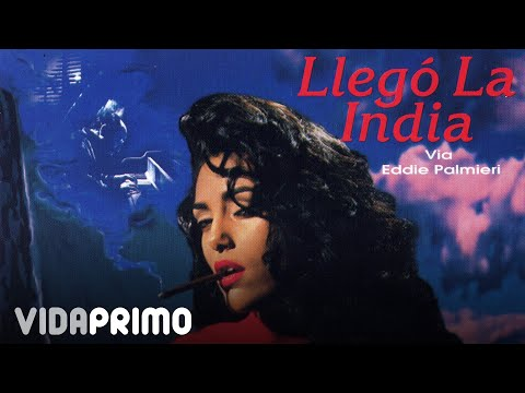 I Wanna Dance - Llegó La India Vía Eddie Palmieri