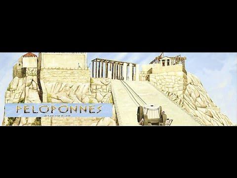 """La vidéorègle du jeu de société """"Peloponnes"""" par Yahndrev (#311)"""