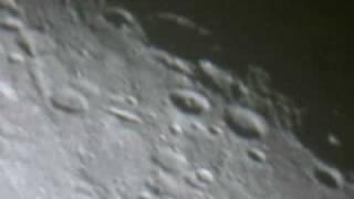 Moon through a Celestron NexStar SE8