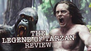 Alexander Skarsgard, Margot Robbie in 'The Legend of Tarzan' - Film Review