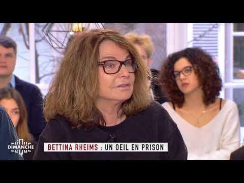 Bettina Rheims : Un oeil en prison - Clique Dimanche du 04/02 - CANAL+