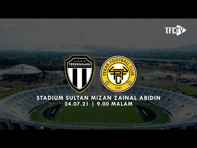 PROMO MATCH TERENGGANU FC vs PERAK FC