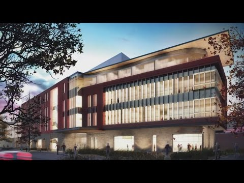Campus construction continues at Indiana State University