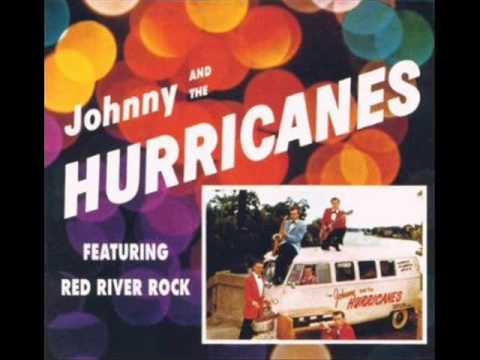 Johnny & The Hurricanes Red River Rock Super Sound