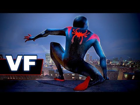 Download Youtube: SPIDERMAN Nouvelle Génération - Bande Annonce VF du Film (2018)