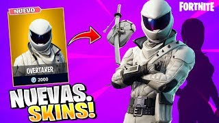 Filtrés 'NEW SkinS' Peaks and Backpacks of Fortnite: battle royale - Saison 5