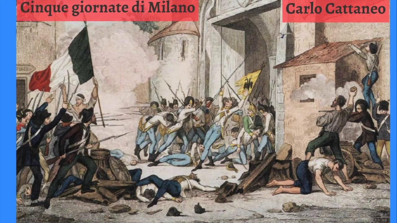 Arredare Milano Indipendenza Of Il 39 48 E La Prima Guerra D 39 Indipendenza Youtube