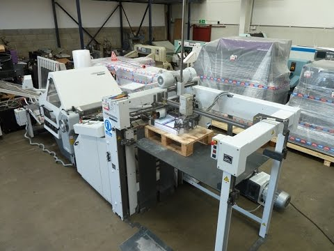 used stahl folding machines for sale 2003 youtube rh youtube com