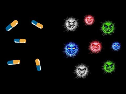 How Antibiotic Resistant Bacteria Take Over – STEM activity