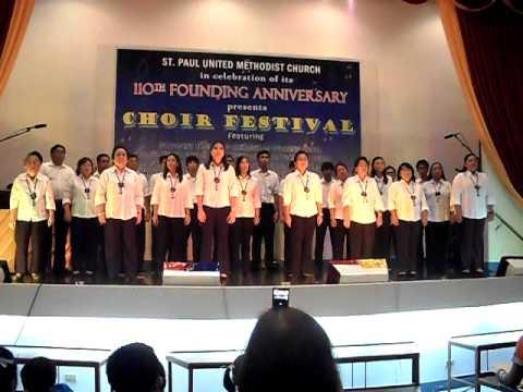 It's a Grand Night - St. Paul UMC Choir