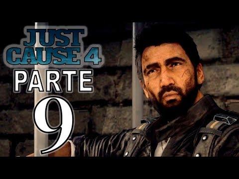 Just Cause 4   Gameplay en Español Latino   Parte 9 - No Comentado (PC ULTRA)