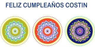 Costin   Indian Designs - Happy Birthday