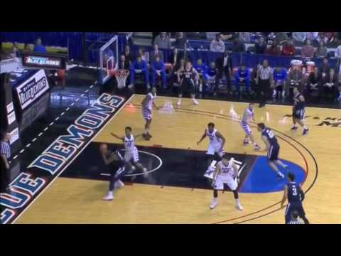 Kris Jenkins 2017 Villanova Basketball Highlights
