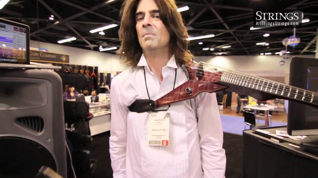Winter Namm 2012 Wood Violins Youtube