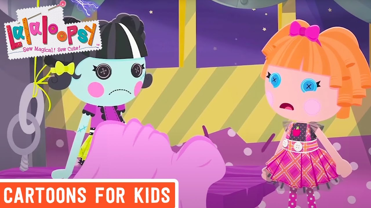 Halloween In Lalaloopsyland We Re Lalaloopsy Now Streaming On Netflix Youtube