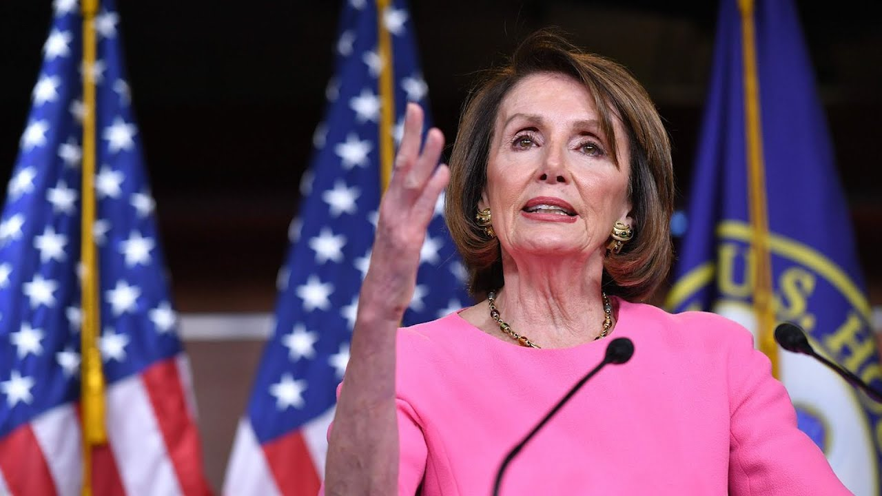 Pelosi: 'The White House is just crying out for impeachment'