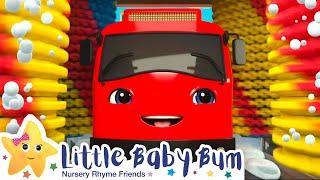 Carwash Song + More Nursery Rhymes & Kids Songs - Little Baby Bum
