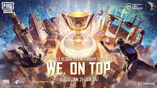 PUBG MOBILE - PMGC Top 5 Teams!