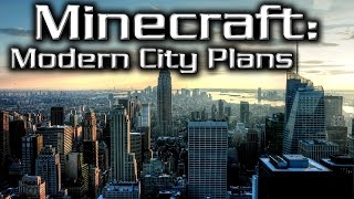 New Modern Content - Plans for a City
