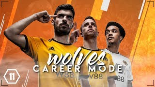 FIFA 19 WOLVES CAREER MODE | WONDERKID SIGNS! + DEADLINE DAY MADNESS [#11]