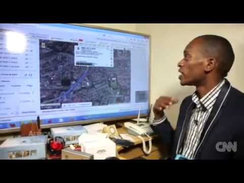 CNN   AFRICAN STARTUP - KELVIN founder Sunrise Tracking