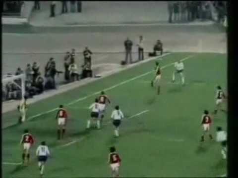 Fussball Wm 1978 Qualifikation Ddr Osterreich 1 1 I