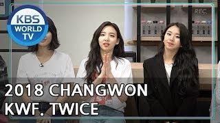 2018 CHANGWON K-POP WORLD FESTIVAL   2018 창원 케이팝 월드 페스티벌 [TWICE]