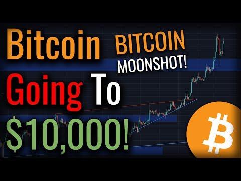 Bitcoin Broke $9,000! BITCOIN ON IT'S WAY TO $10,000!