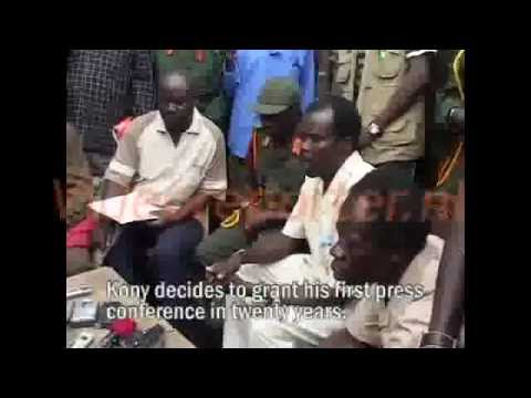 5 million USD reward for capture Joseph Kony