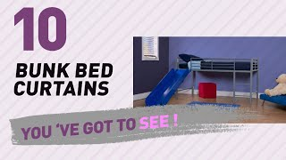 Bunk Bed Curtains, Top 10 Collection // New & Popular 2017