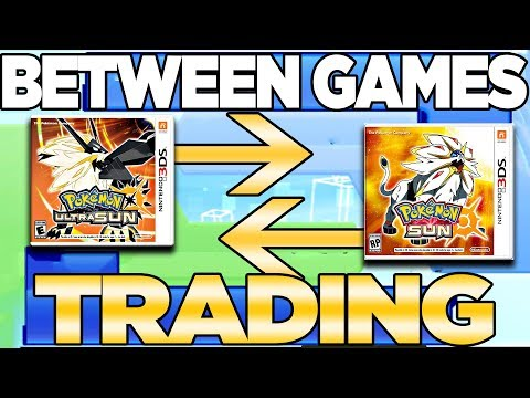 Trading on Day 1 & Pokebank Status for Ultra Sun and Moon to other Pokemon Games | Austin John Plays
