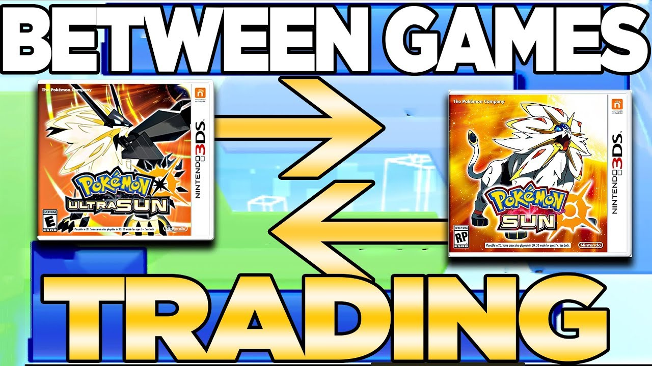 Trading on Day 1 & Pokebank Status for Ultra Sun and Moon to other Pokemon  Games   Austin John Plays