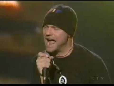 The Tragically Hip - Induction into the Canadian Music Hall of Fame - Grace Too, Fully Completely