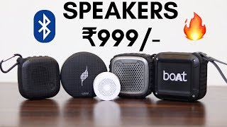 Bluetooth Speaker Under Rs1000/- Unboxing | Tech Unboxing 🔥