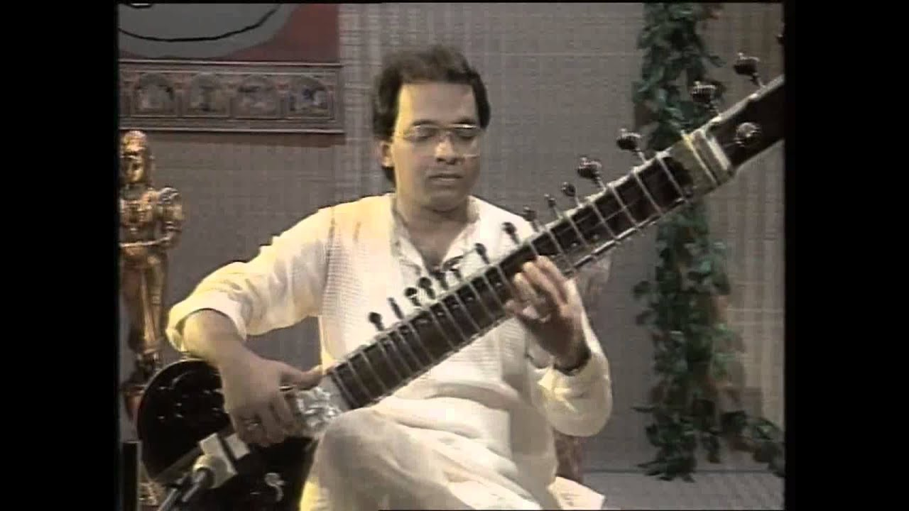 Pandit Nayan Ghosh in double role - Sitar & Tabla
