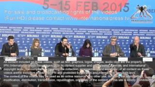 65. Berlinale Pressekonferenz Every Thing Will Be Fine detail video