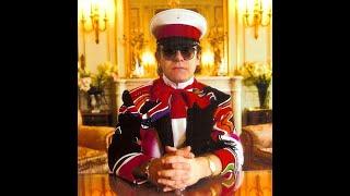 Elton John - Saint (1983) With Lyrics!