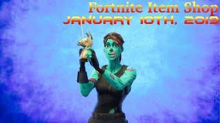 *NEW* ARK SKIN! LLAMA BELL RETURNS!   Fortnite Item Shop - January 10th, 2019