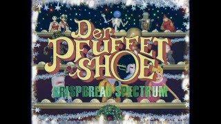 Der Pfuffet Shoe Krispbread Spectrum