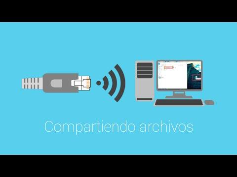 Cómo compartir archivos por medio del cable 'Ethernet'