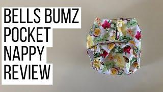 Bells Bumz pocket nappy review
