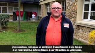 Richard Fradin, volontaire ERU support