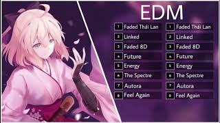 Faded Thái Lan remix - Bản nhạc được yêu thích nhất hiện nay - EDM Gây Nghiện hay nhất